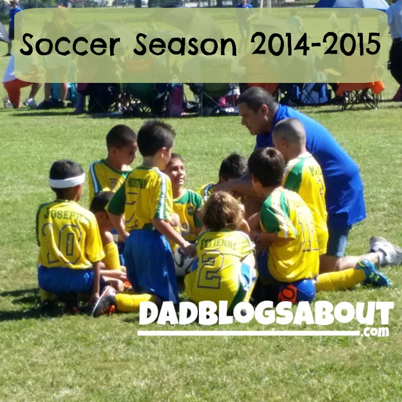 Soccer Season 2014-2015: That's a Wrap.