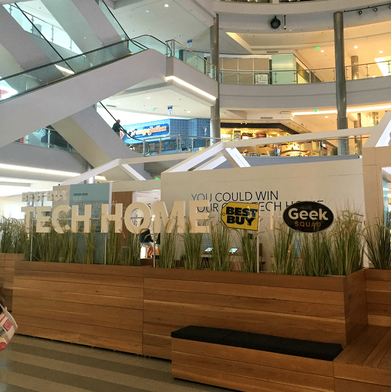 Tech Home Happening at Mall of America