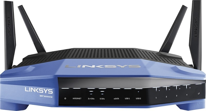 The New Linksys WRT3200ACM Wi-Fi Router is a Must-Have. Learn more at DadBlogsAbout.com