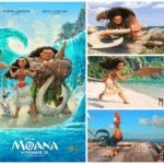 New Moana Coloring Pages and Activity Sheets