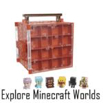 Explore Minecraft Worlds