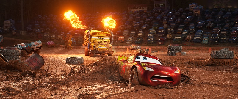 Disney•Pixar Cars 3 Activity Sheets