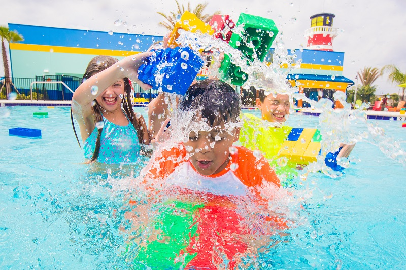 New LEGOLAND® Florida Beach Retreat