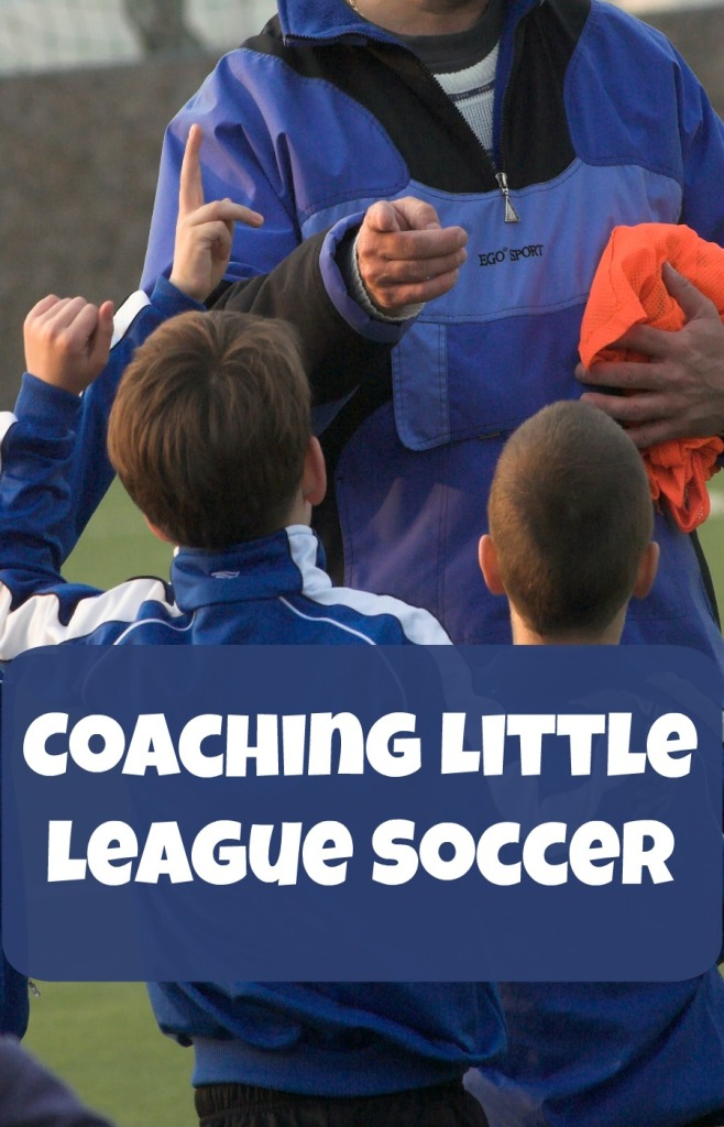 Coaching Little League Soccer