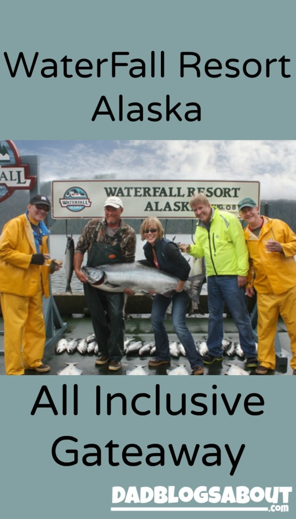 WaterFall Resort Alaska All-Inclusive Fishing Gateway Cyber Monday Special!