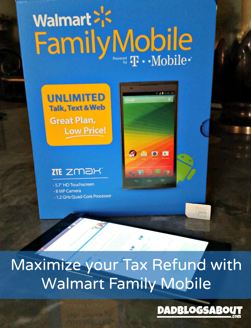 Maximizing-our-Tax-Refund-with-Walmart-Family-Mobile-ZTE