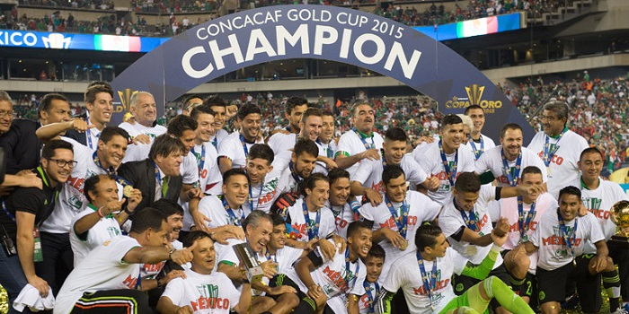 Concacaf Gold Cup 2015 Winners