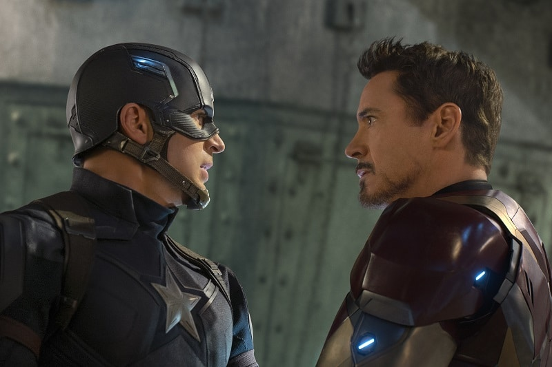 Marvel's Captain America: Civil War – MCU Phase 3 has Arrived.