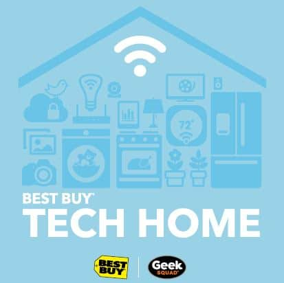 Tech Home Happening at Mall of America. Learn more at DadBlogsAbout.com