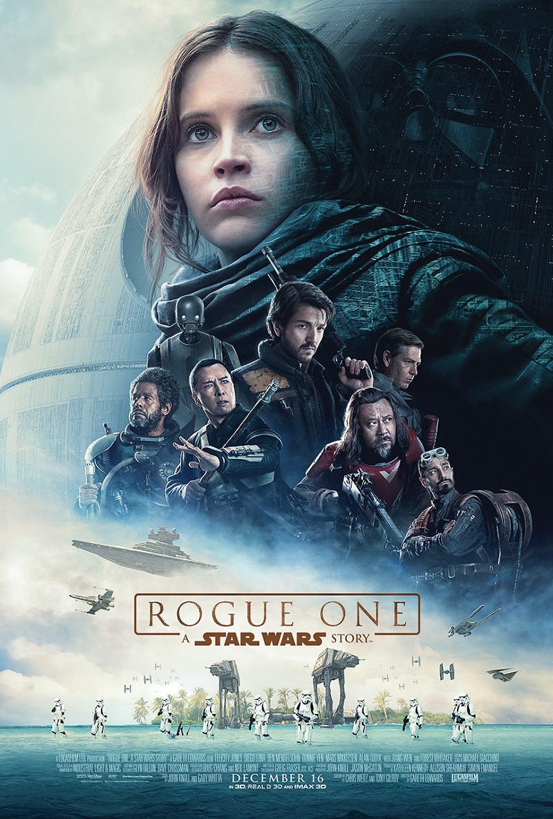 Catch the New Rogue One: A Star Wars Story Featurette & TV Spot. More at DadBlogsAbout.com