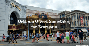 Orlando Offers Something for Everyone