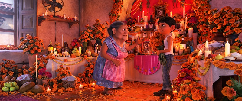 Disney•Pixar's Coco is Now Playing, full review at DadBlogsAbout.com