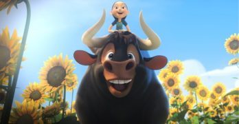 FERDINAND Is Now In Theaters + Free Coloring Pages