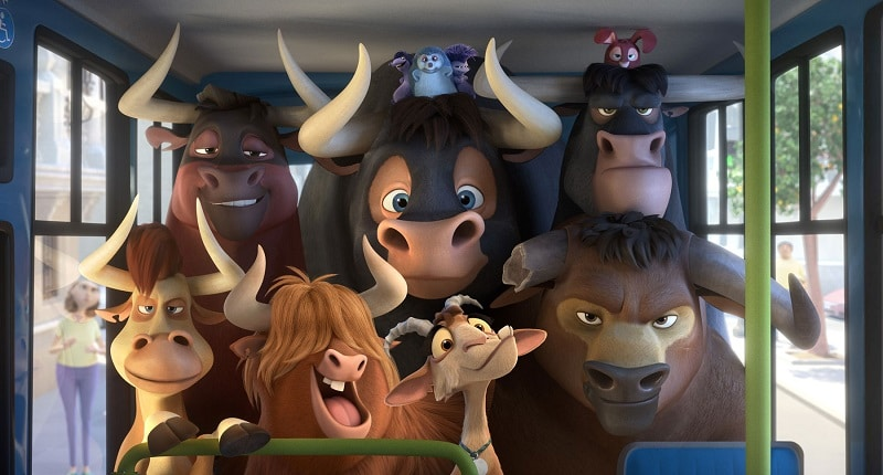 FERDINAND Is Now In Theaters, check out everything about the film and print free coloring pages. More at DadBlogsAbout.com