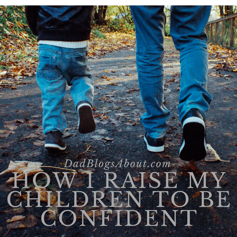 My personal rearing and work experience includingmy college journey lessons have cultivated the guidance in how to raise my children to be confident. More-at-DadBlogsAbout.com