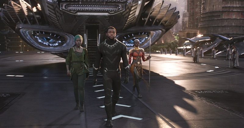 Marvel Studios' Black Panther Is Now in Theaters
