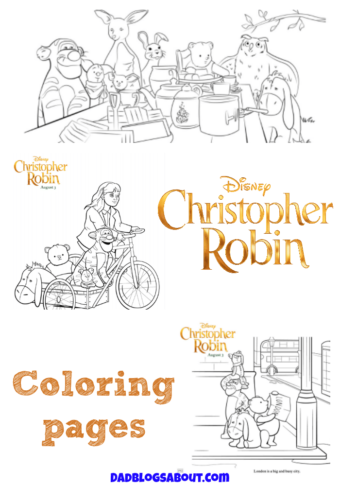 Christopher Robin Is Now In Theaters 3 Movie Fun Facts 11