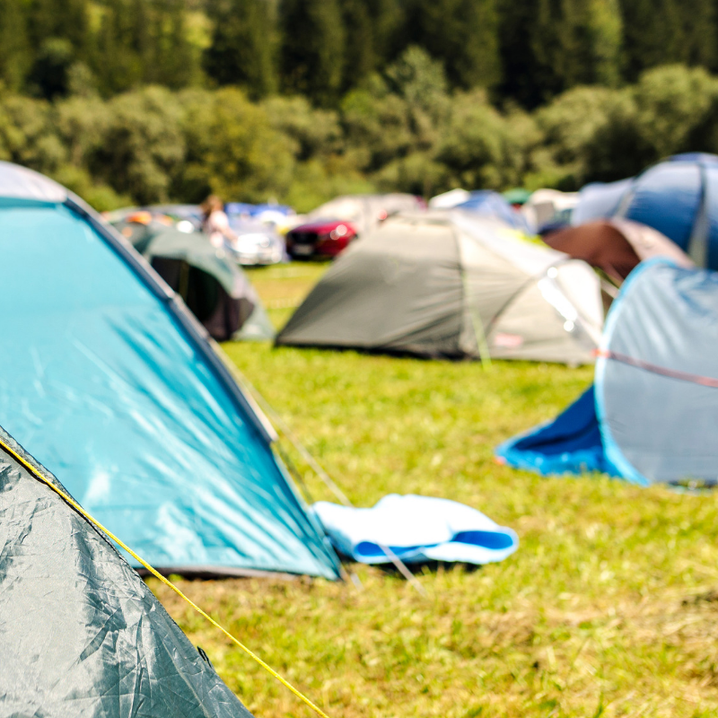 Camping in late summer can be challenging due to crowded campgrounds and chilly nights, here are some of our tips for camping in later summer. Read on at DadBlogsAbout.com