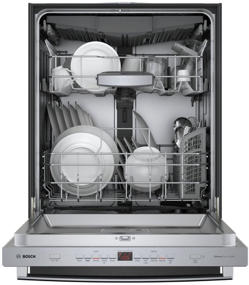 Find out how to deal with your holiday dishes with our Holiday Entertaining Made Easy with The Bosch 500 Series Dishwasher. More at DadBlogsAbout.com