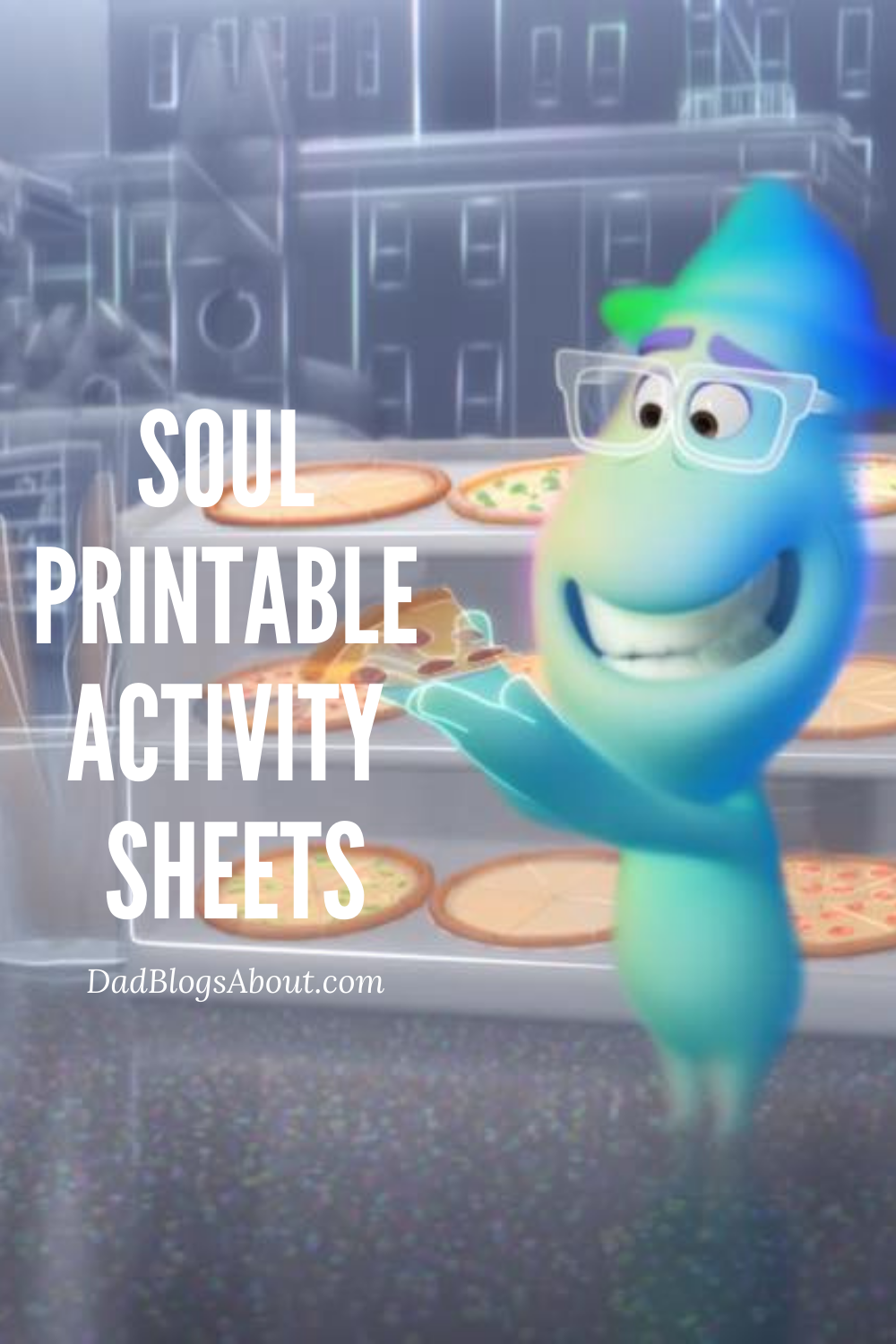 Head on over to DadBlogsAbout.com to print these fun SOUL printable activity sheets and stream SOUL on Disney+ right now.